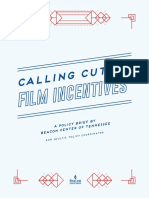 Film Incentives Brief