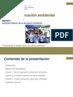 1-1-Modulo I - Aspectos Basicos de La Educacion Ambiental (Educacion Ambiental)