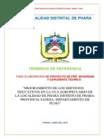 TRd Cerco Agropecuario