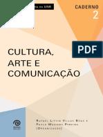Caderno nº 2 – Residência Agrária UnB – Cultura, Arte e Comunicação