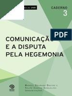 Caderno nº 3 – Residência Agrária UnB – Comunicação e a disputa pela Hegemonia