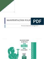 MANIFESTAÇÕES POLIFÔNICAS