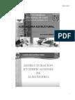 7.0 Configuracion Estructural (a)