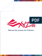 XYZware User Manual ESP V3
