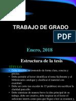 Conferencia guía practica de elaboración de tesis