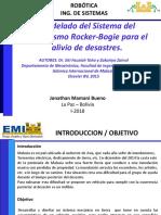 7_Modelado Del Sistema Del Mecanismo Rocker-Bogie Para El Alivio de Desastres
