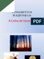 PENSAMENTOS POLIFÔNICOS
