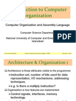 03-Intro to Comp Organization
