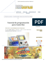Tutorial de Programación Para Game Boy _ FaseBonus.net