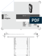 Manual de Uso Detector Materiales