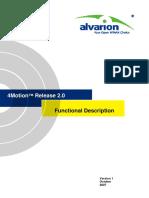 Wimax 4Motion functional description