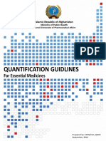 Quant Guid Quantification