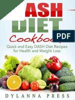 DASH Diet Cookbook_ Quick and E - Dylanna Press