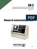 Manual de Cb-2 en Español