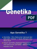 Genetika Ok - Matek