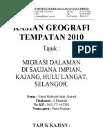 Folio Geografi 2010
