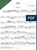 Bach - Bwv 995