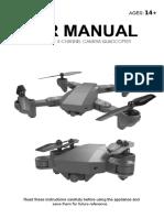 VISUO XS809HW User Manual