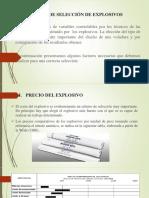 Perforacion y Voladura Gelignita 1