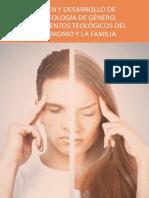 Ideología de Género y Fundamentos Matrimonio. 2ª Ed