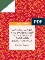 [Fariba Solati (Auth.)] Women, Work, And Patriarch(B-ok.xyz)
