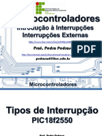 Aula 06 IntroducaoInterrupcoes IntExternas