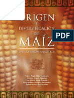 Autores Varios. Origen y diversificación del maiz. Un análisis analitico..pdf