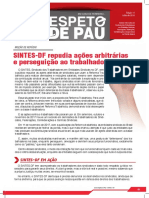 Jornal Espeto de Pau julho 2018