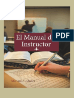 El Manual Del Instructor