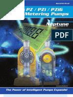 Neptune PZ Metering Pump