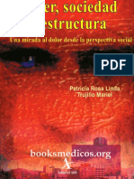 Poder, sociedad y estructura. Una mirada al dolor desde la perspectiva social - Patricia Rosa Linda Trujillo Mariel