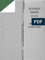 Harold Elford Johns, John Robert Cunningham Physics of Radiology, Fourth Edition (1)