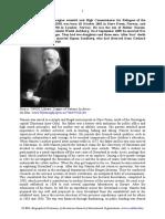 Fridtjof Nansen-Biographical Dictionary of International Organizations
