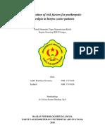 Kuantifikasi Faktor Resiko PHN