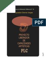 PROYECTO LIBERADOR DE CAPACIDADES ARTÍSTICAS