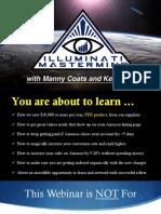 IlluminatiMastermind May4 Slides