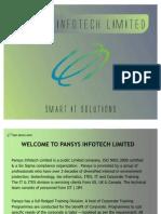 PansyInfotech-CorporateTraining