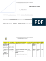 Plan de Unidad Bachillerato en Computacion Honduras