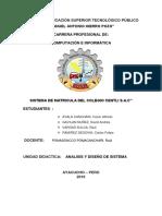 Sistema de Matricula1