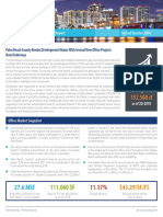 Palm Beach County Office Market Report (Q2 2018)