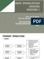 Unj Penelitian Materi 1 Msdm- Copy