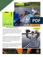 FCC Newsletter Late Summer 2018