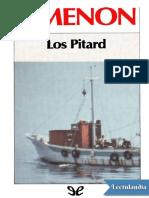Los Pitard - Georges Simenon