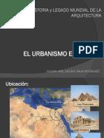 001. El Urbanismo Egipcio