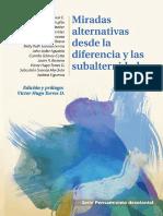 Torres_VH-ed-Miradas Alternativas Desde La Diferencia