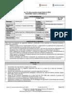 Anexo 15. Acta Reunión Inicial Ciclo II