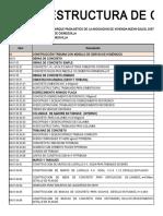 MDC - Presupuesto TRIBUNA+SSHH  REV1