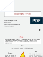 Fire Safety PPT According to BNBC