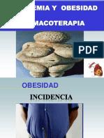 Dislipidemia y Obesidad Tto Farmacologico