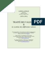 Traité des Valeurs - Louis Lavelle.pdf